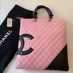 aee9679ff907d9 Women Pink Chanel Quilted Bag on Poshmark